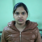 Priyanka - Successful student of Civil Court Clerk Interview